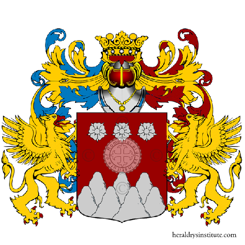 Coat of Arms of family Mongardino
