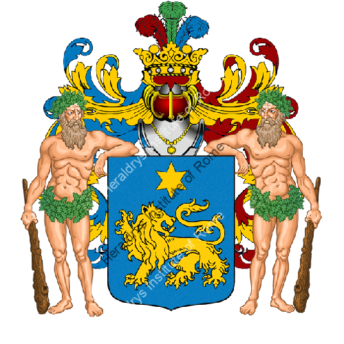 Coat of Arms of family Vittore