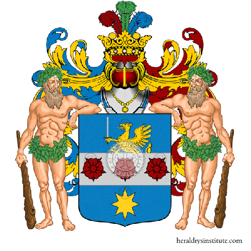 Coat of Arms of family Pierfederici