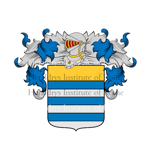 Coat of Arms of family Di  Cocco