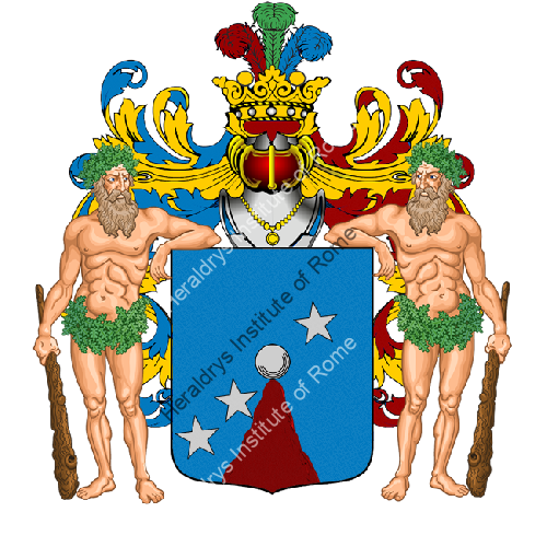 Coat of Arms of family Bono