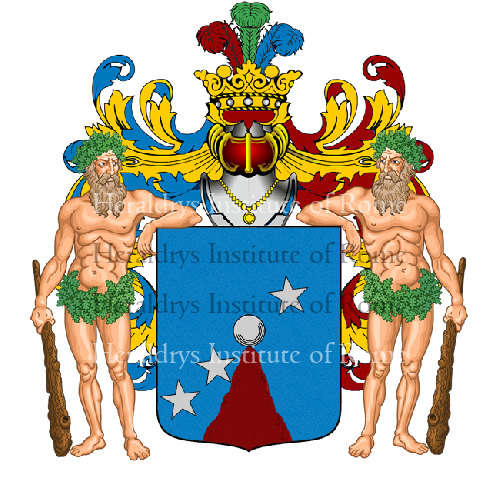 Coat of Arms of family Nuono