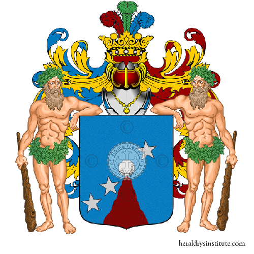 Coat of Arms of family Vuono