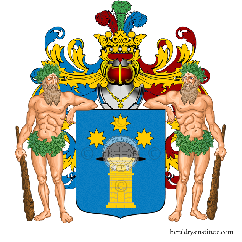 Coat of Arms of family Signorina