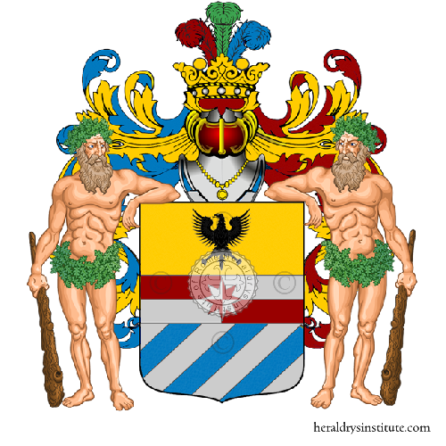 Coat of Arms of family Sangiani