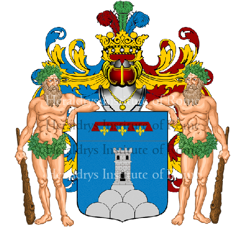 Coat of Arms of family Grandi (de)