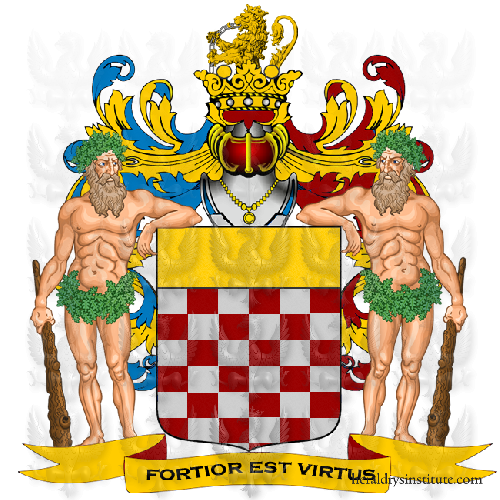 Coat of Arms of family Reccolani