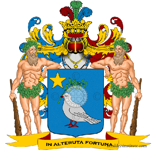 Coat of arms of family Rottori
