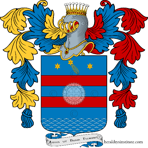 Coat of arms of family Proserpio