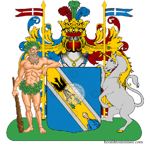 Coat of Arms of family Porfino