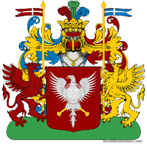 Coat of Arms of family Salv