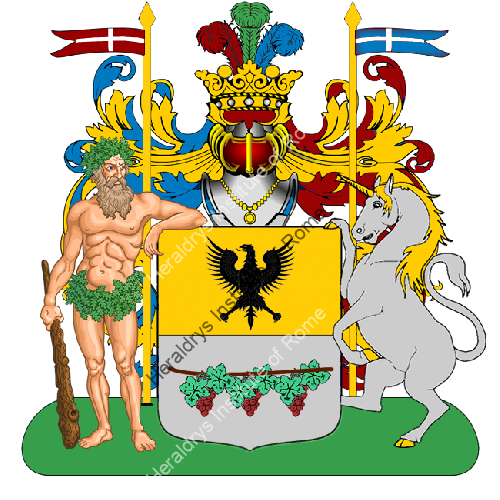 Coat of Arms of family Ditali