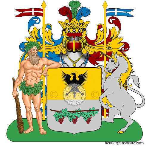 Coat of Arms of family Previtali