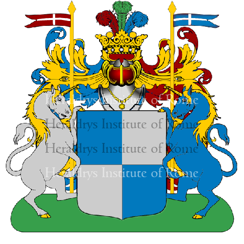 Coat of arms of family Di Luciano