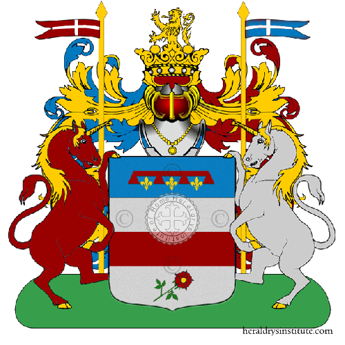 Coat of Arms of family Marcolin