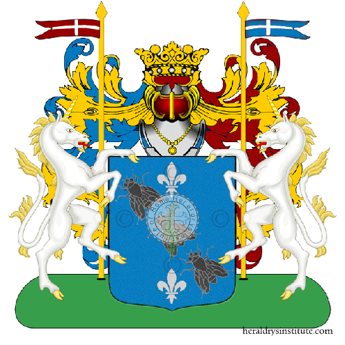 Coat of Arms of family Moscono