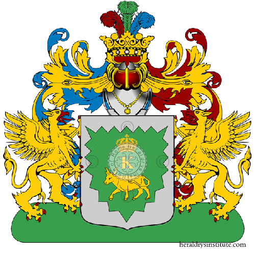Coat of Arms of family Rove