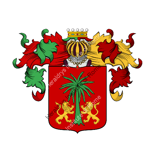 Coat of Arms of family Satti