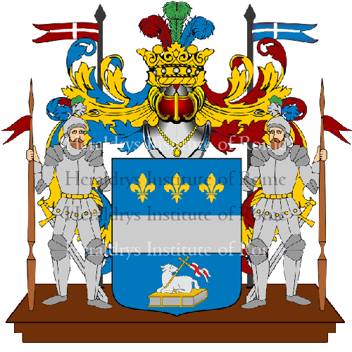 Coat of Arms of family Predetti
