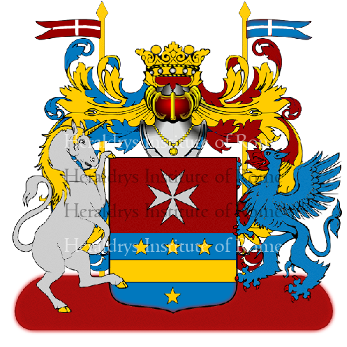 Coat of Arms of family Roce