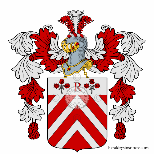 Coat of Arms of family Tossini