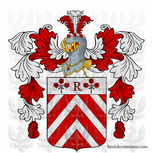 Coat of Arms of family Vrossini