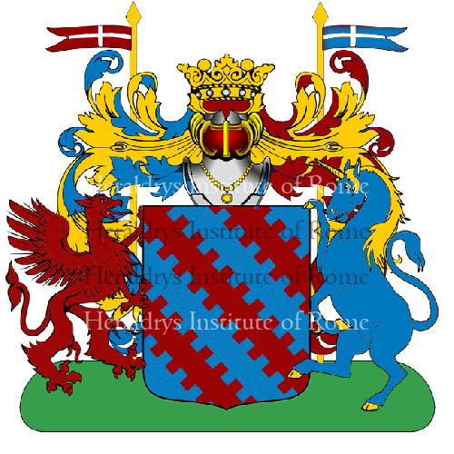 Coat of Arms of family Zaeschmar