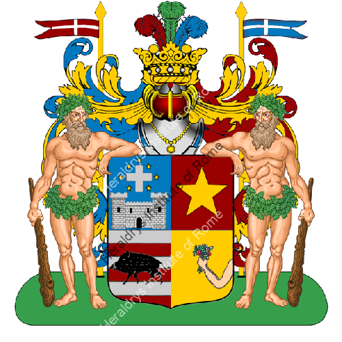 Coat of Arms of family Scasa