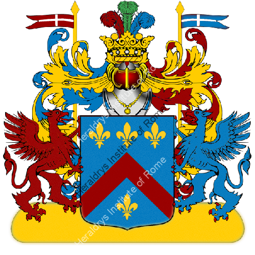 Coat of Arms of family Raffaeliana