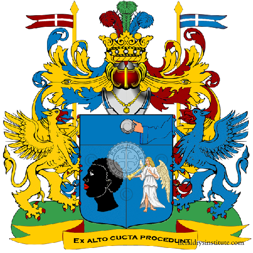 Coat of Arms of family Morabia