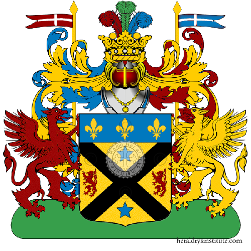 Coat of Arms of family Zombardi