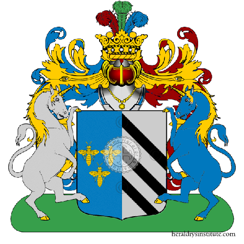 Coat of Arms of family Ubarberini