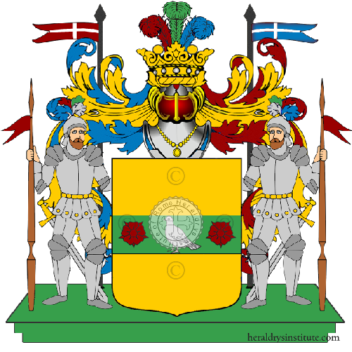 Coat of Arms of family Bressan