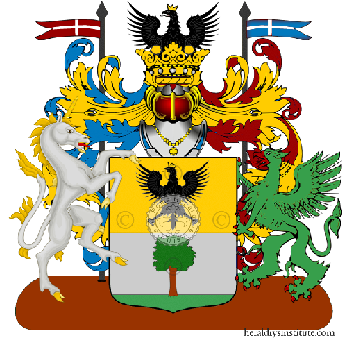 Coat of Arms of family Nusca