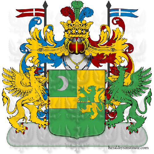 Coat of Arms of family Puppa