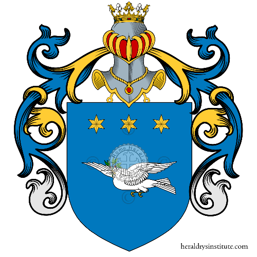 Coat of Arms of family Denunziante