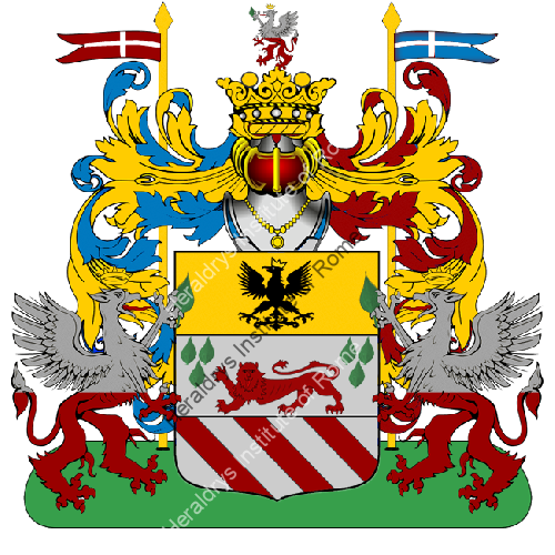 Coat of Arms of family Ruscasso