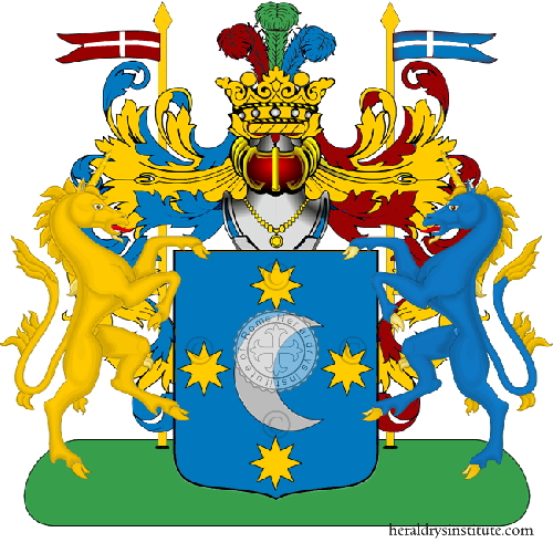 Coat of Arms of family Sapei