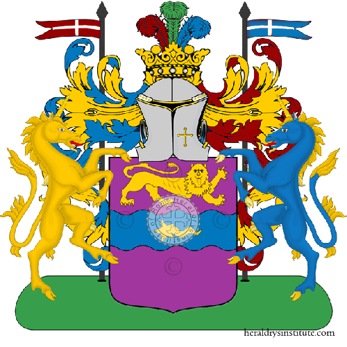Coat of Arms of family Berl