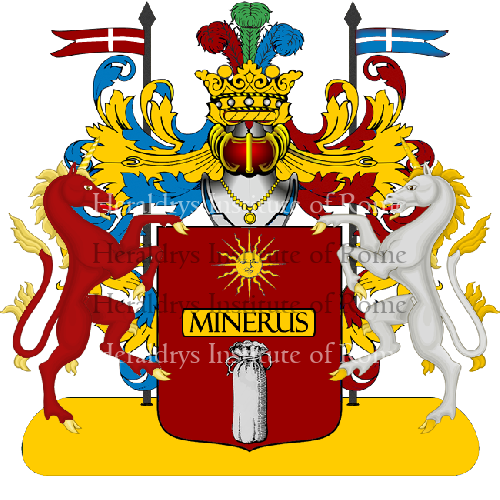 Coat of Arms of family Saccatu