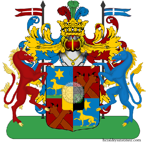 Coat of Arms of family Paratelli
