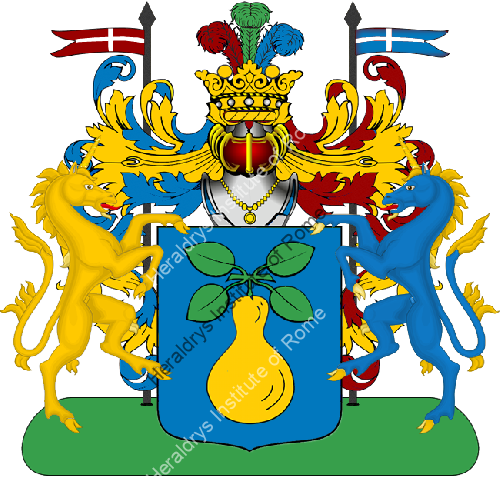 Coat of Arms of family Zucchigna