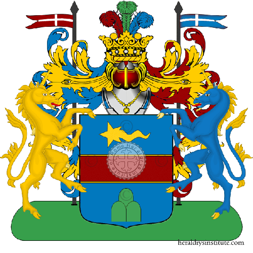 Coat of Arms of family Dionisia