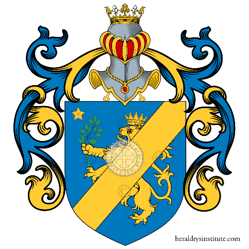 Coat of Arms of family Natala