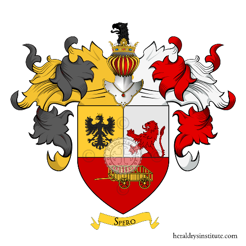 Coat of Arms of family Rambilla