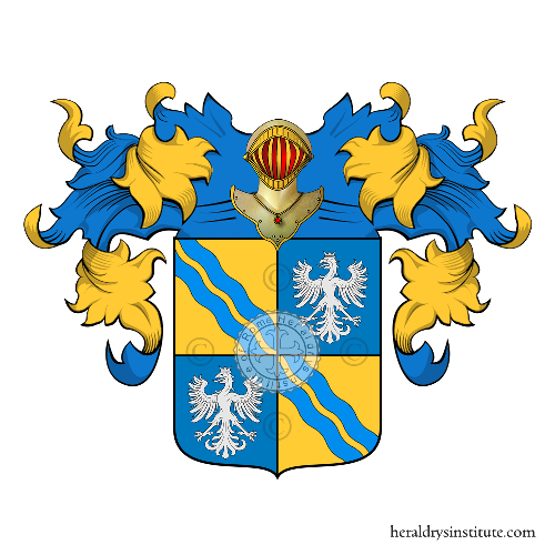 Coat of Arms of family Di Gaetano