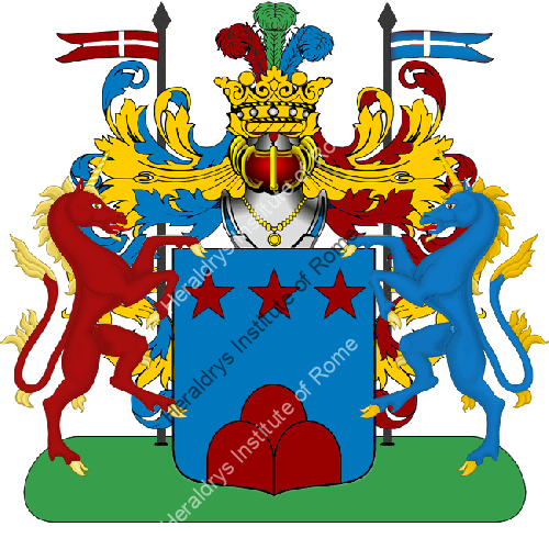 Coat of Arms of family Sicconi