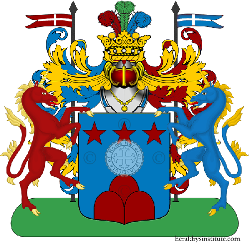 Coat of Arms of family Ticconi