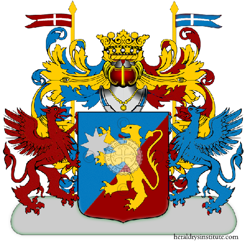 Coat of Arms of family Tranca