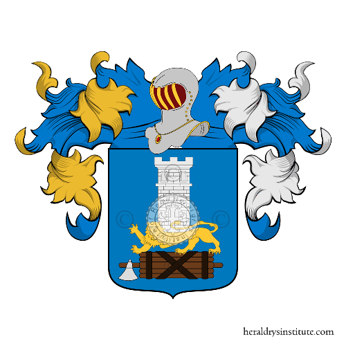 Coat of Arms of family Iuliano